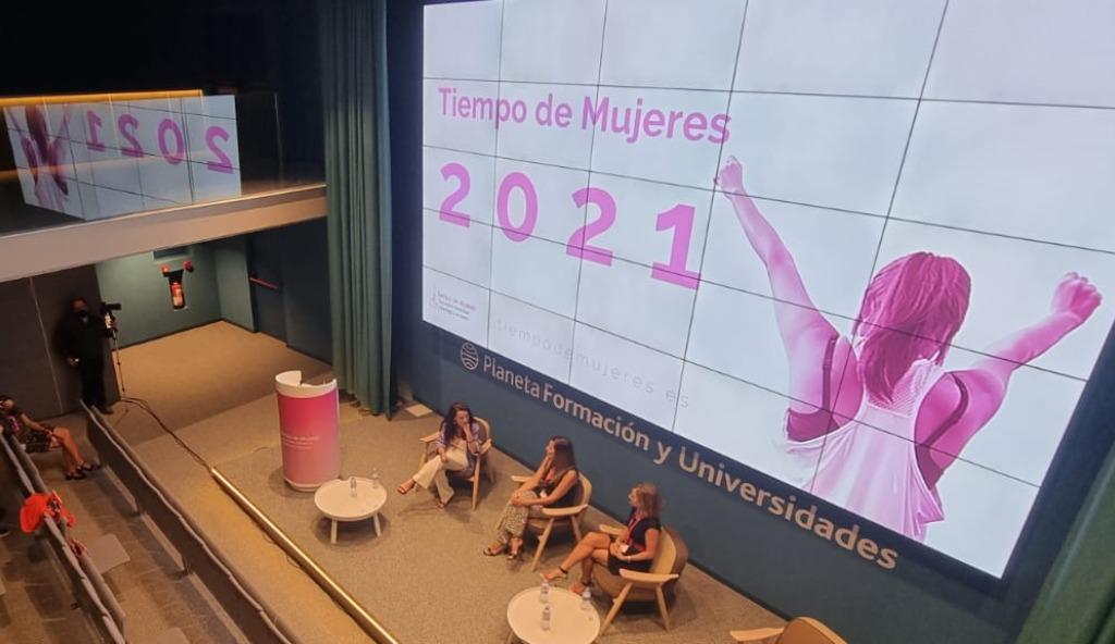 10 ideas que nos deja Tiempo de Mujeres 2021